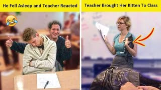 Awesome Teachers You All Wish You Had! ?