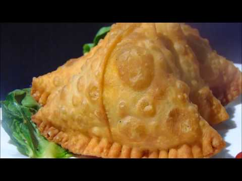 Keema Samosa Recipe with Homemade samosa sheets قیمے کے سموسے  - Special Ramadan Recipe