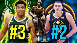 10 Players MOST Likely To Win MVP This Season