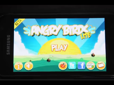 Angry Birds Lite Beta - Android !