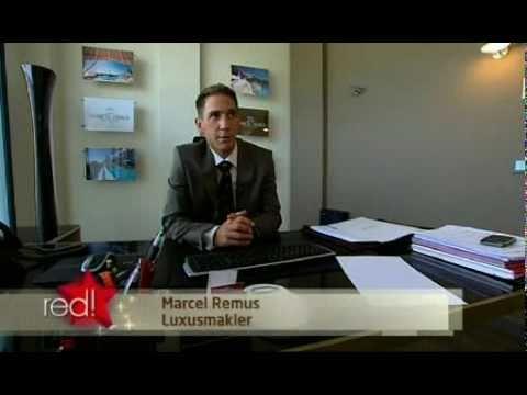 Marcel Remus trifft Paris Hilton —Mallorca Luxus Immobilien