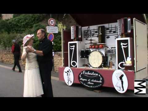 Tourneurs orgues barbarie – Hugues & Antoinette Marco (4) – 2011