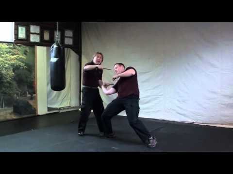 Knife Fighting Technique #1 Image 1
