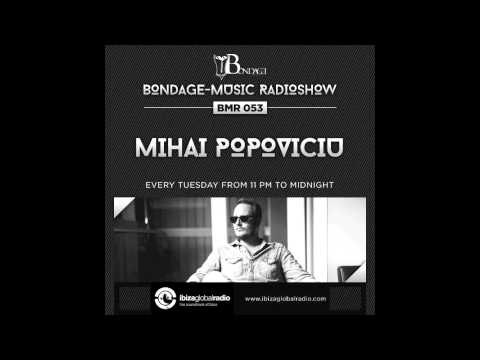 Bondage Music Radio - Edition 53 mixed by Mihai Popoviciu