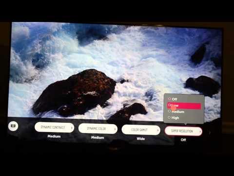 LG 49UB8500 4K TV Full Review