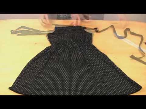 Как научиться Шить. Как сшить платье без выкройки