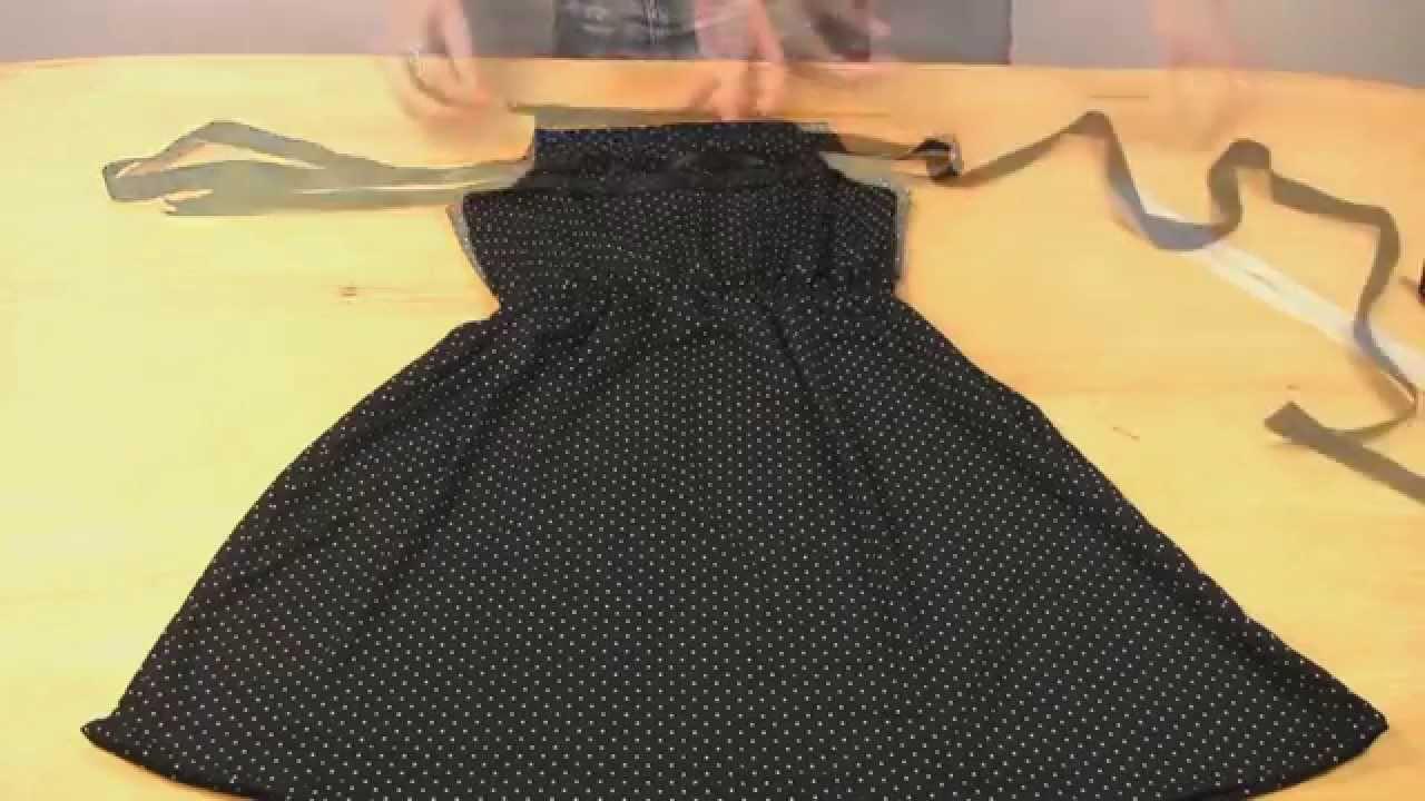 Как сшить себе платье на машинке 974