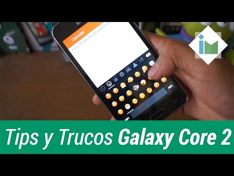 Tips y trucos del Samsung Galaxy Core 2