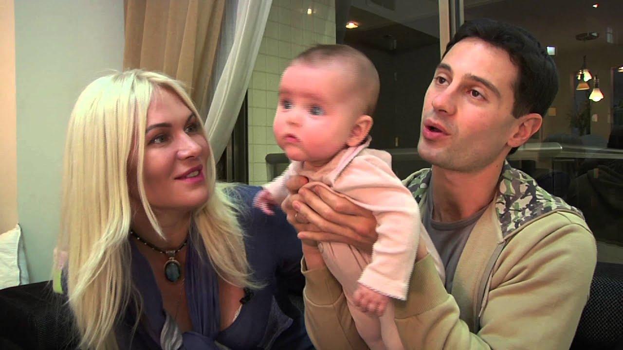 Актер макарский и его жена и дети фото