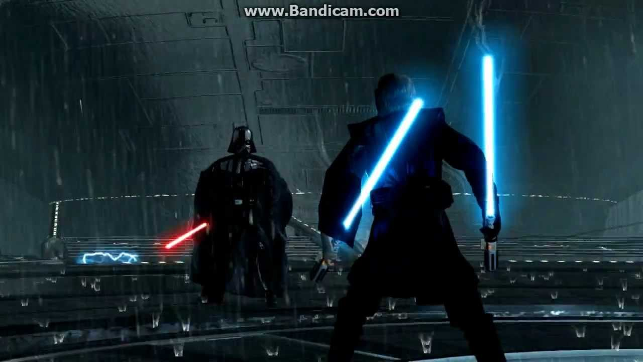 Star Wars Anakin Skywalker vs Anakin Skywalker Vs Darth Maul