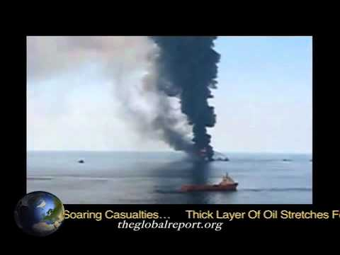 BP Report On Disaster Met With Skepticism