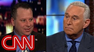 Roger Stone distances himself from Nunberg