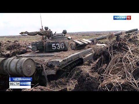 На полигоне Молькино военные тестируют новейшую технику
