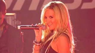 Клип Ashley Tisdale - Crank It Up (live)