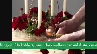 OASIS® Floral Products ~ How To ~ Advent Arrival