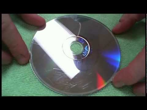 Scratch Out!  CD or DVD repair / XBOX / Playstation / Wii
