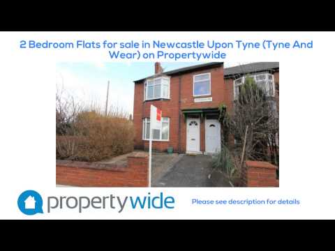 2 Bedroom Flats for sale in Newcastle Upon Tyne (Tyne And Wear) on Propertywide
