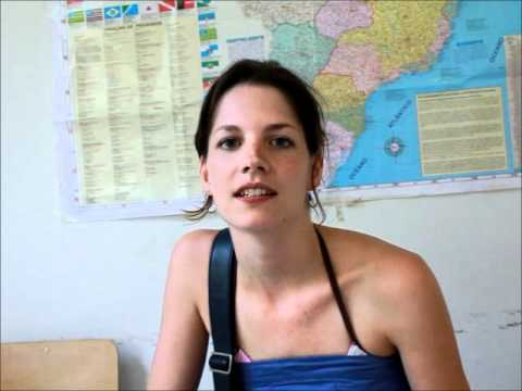 Casa do Caminho Language Centre - Testemunho Ep8 - Katrin from Germany