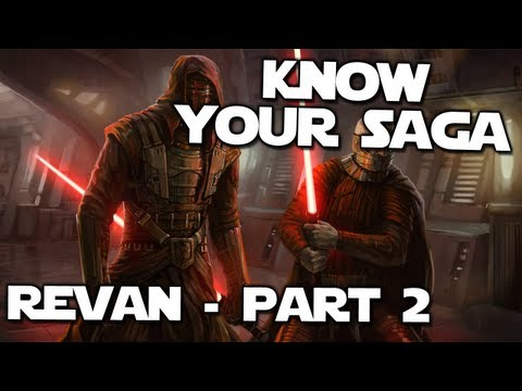 SWTOR Know Your Saga | Episode #2 - Revan & KOTOR | SWTOREXTREME