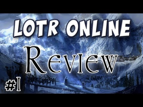 Yogscast - Lord of the Rings Online Review (Now Free to Play Edition!) Part 1