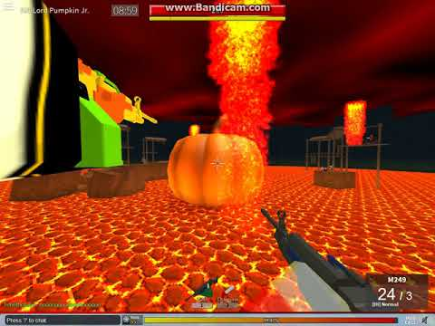 R2DA Lord Pumpkin Jr. 2017 (Roblox)