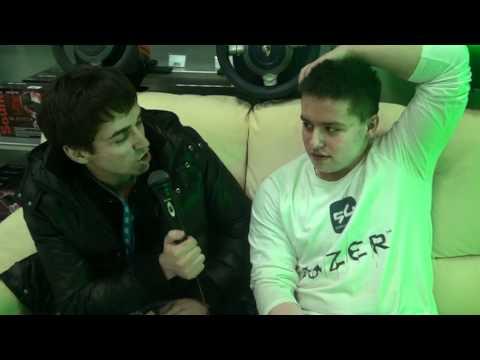 Cooller берет интервью у Av3k'a на русском языке