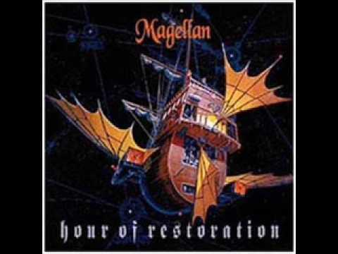 Magellan - Union Jack