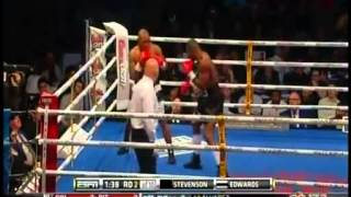 Adonis Stevenson vs Derek Edwards 2011 04 08