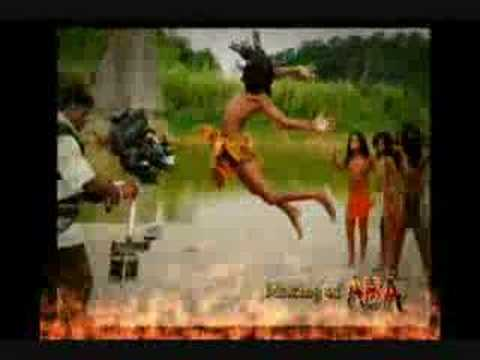 Making Fight In Aba Sinhala Movie video