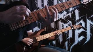 FIRST FRAGMENT Phil Tougas - L'entité (Guitar playthrough)