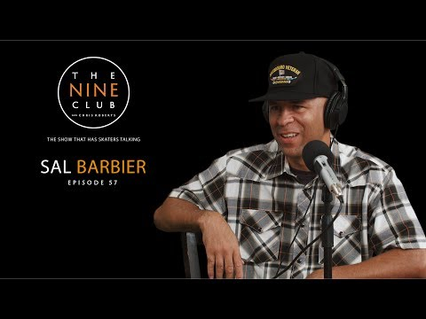Sal Barbier | The Nine Club With Chris Roberts - Episode 57