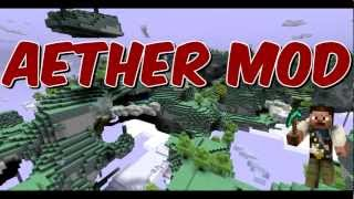 ★How to Install the Aether Mod for Minecraft 1.4.5 to 1.0
