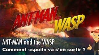 ANT-MAN 2 : Comment ANT-MAN va SORTIR du MONDE QUANTIQUE ?