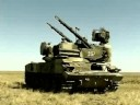 2K22M Tunguska-M1 Russian Anti Aircraft