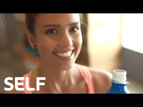Jessica Alba Walks Us Through Her Morning Routine