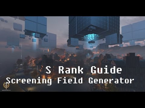Skyforge PVE - Mechanoid Invasion : Screening Field Generator Guide / Witch POV