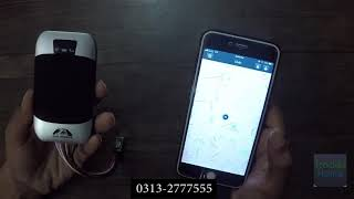 tracker home Gps car tracker in Pakistan