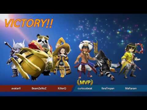 Arena Masters: Legend Begins || EVENT: Team Deathmatch - MELEE Gameplay