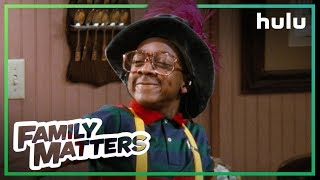 Knock Knock featuring Steve Urkel • Family Matters on Hulu