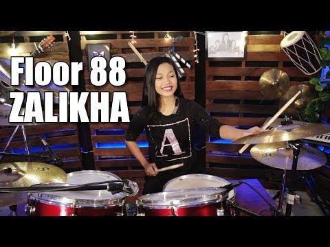 download lagu Floor 88 - Zalikha Drum Cover By Nur Amira gratis