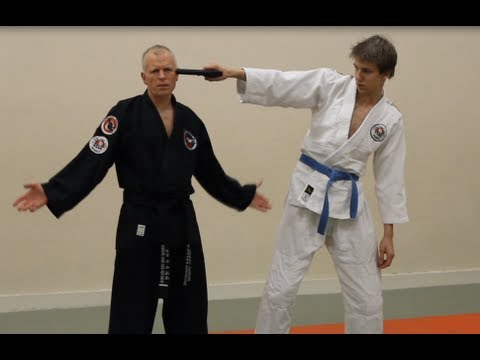 Hapkido Demonstration [Disarming Gun] Image 1