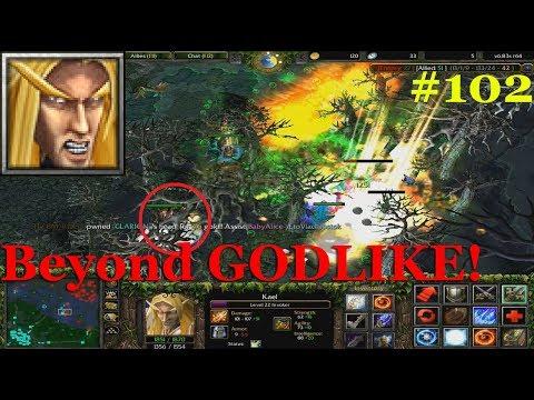 DOTA 1 - Invoker Beyond GODLIKE ! (DOMINATION)