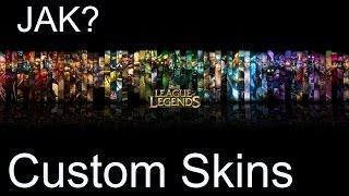 League of Legends [Jak?] Jak nainstalovat custom skiny do LoL?