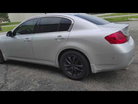 07 g35 quick review/update