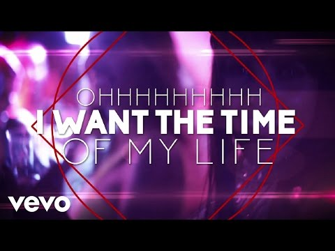 Pitbull - Time Of Our Lives (lyric) Ft. Ne-yo video
