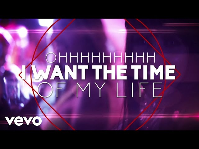 Pitbull & Ne-Yo - Time Of Our Lives (Lyric Video)