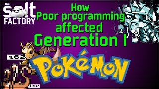Chasing Bugs- Generation 1's Seemingly Endless Flaws (Pokemon)
