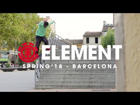 Element in Barcelona - Spring 2018