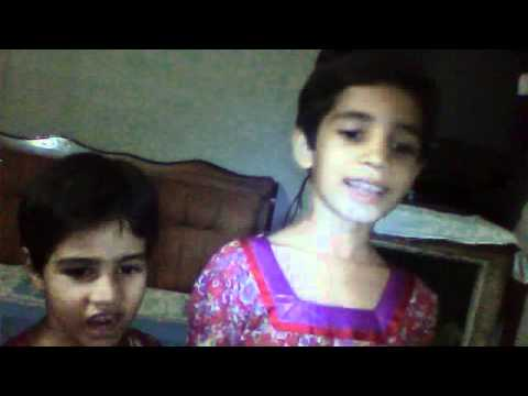 Main To So Rahi Thii Children Urdu Poems video