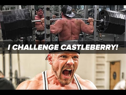 "Marc Lobliner Challenges ""Fake Weights"" Brad Castleberry"